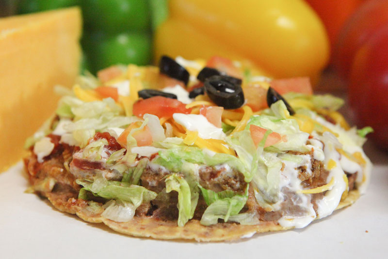 Flat Taco